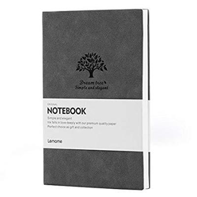 GRIGIO Thick Dotted Notebook Journal